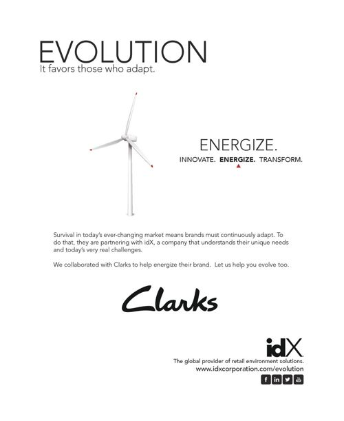 Evolution - Energize Clarks