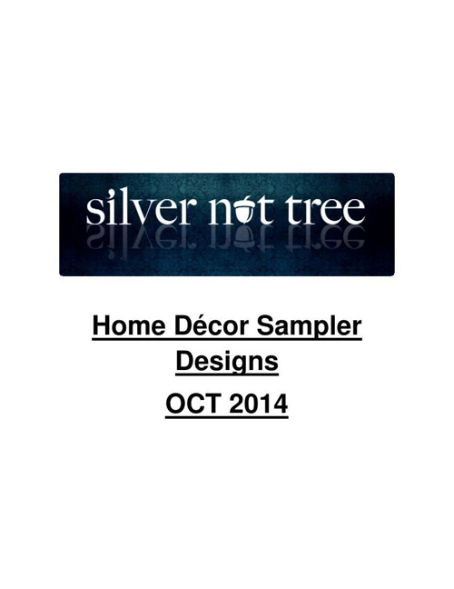 Silver Nut Tree OCT 2014 -  Home Decor