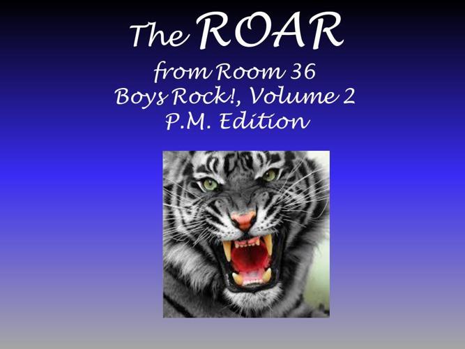 PM ROAR Boys Vol. 2