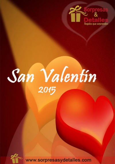 Catalogo - San Valentin