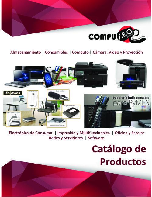 Catálogo de Productos Compuseo | Tel. 01 (55) 55276545