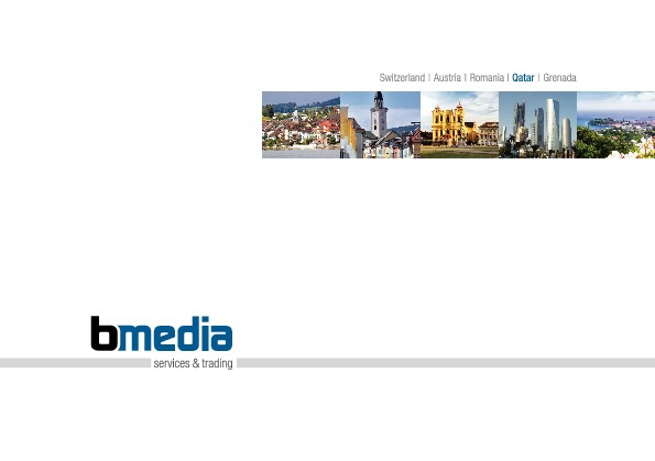 b.media Brochure Qatar