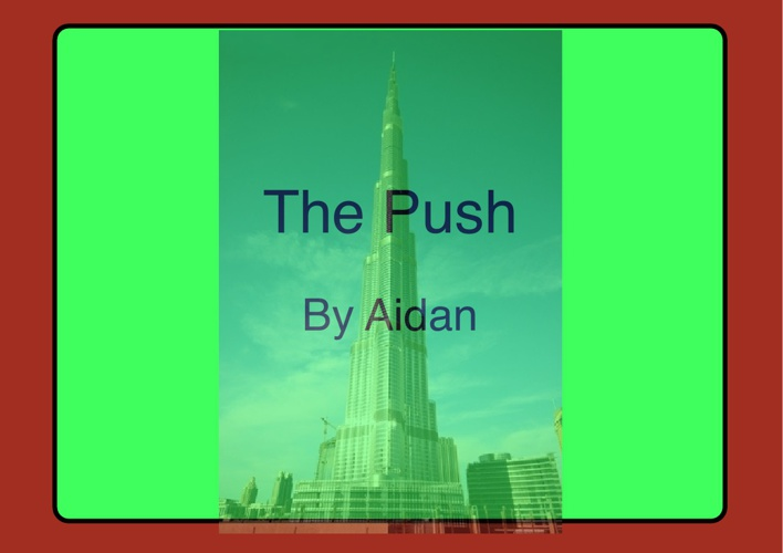 4JP Aidan Mystery