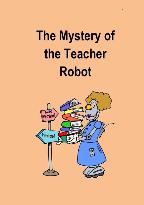 teacher robot english 1