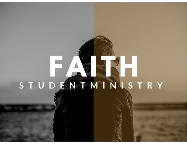 Copy of The Student Ministry (Faith Church)