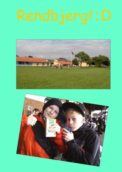 Rendbjerg lejrskole! :D