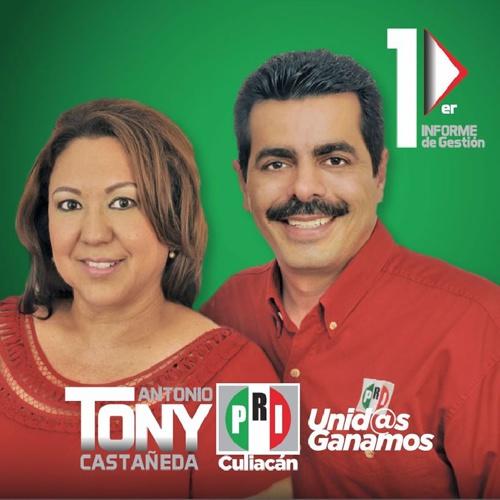 Primer Informe de Gestión Tony Castañeda