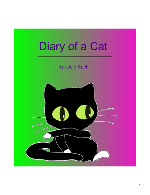 Diary of a Cat