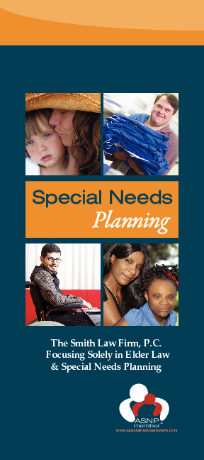 Special Needs Planning - The Smith Law Firm, P.C.