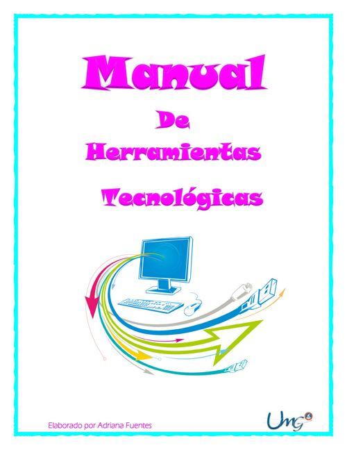 Manual de Herramientas Tecnológicas