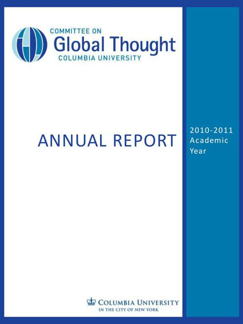 CGT Annual Report 2010-2011