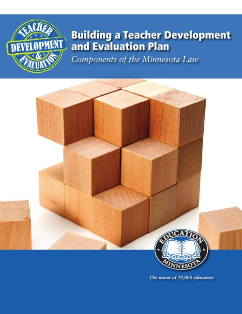 Building a Teacher Development and Evaluation Plan