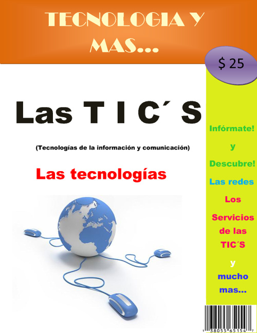 Proyecto Revista las TIC