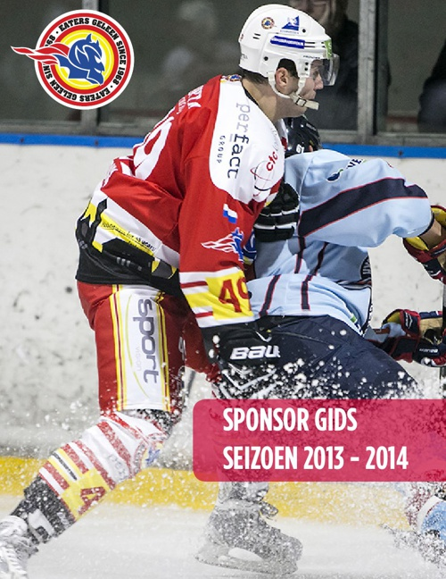 Sponsorgids NOPTRA Eaters Limburg 2013 - 2014