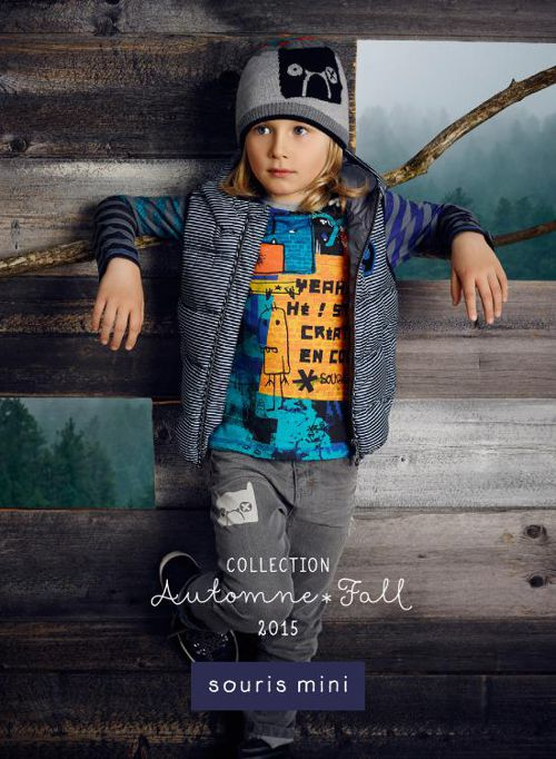 Souris Mini - Catalogue Automne / Fall Catalog 2015