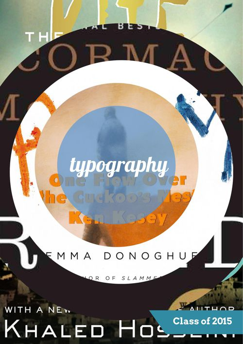 Modern Fiction Typography Collection