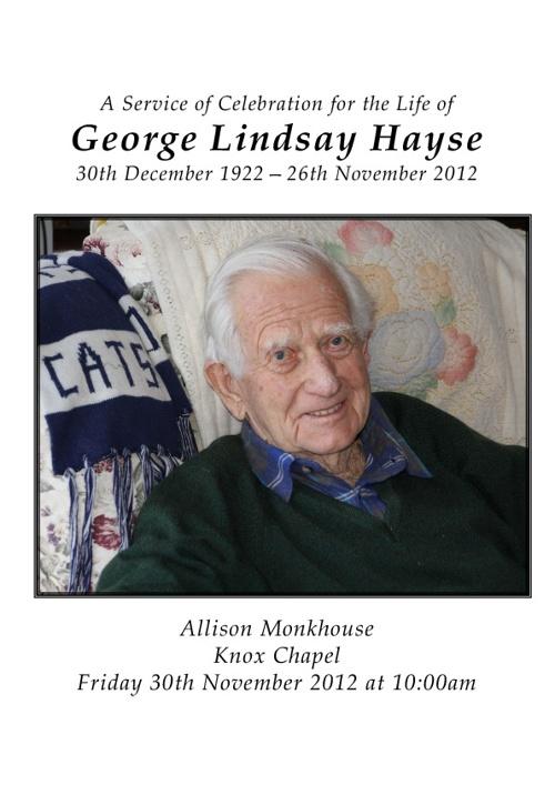 George Hayse