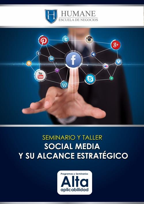 Seminario Social Media y su Alcance Estrategico