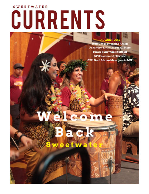Currents August 2016