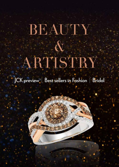 Victor JCK preview & best-selling jewelry styles
