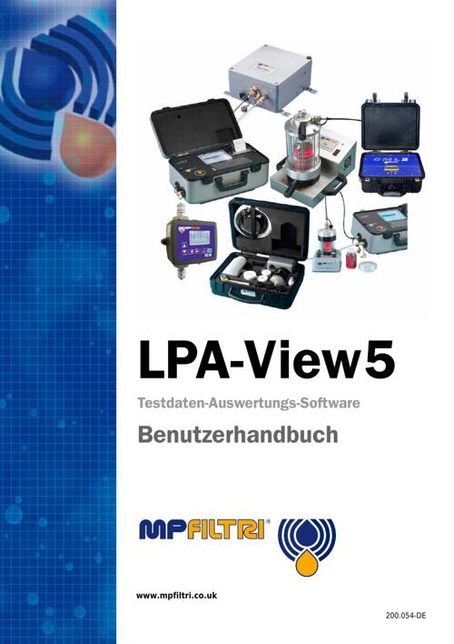 LPA View User Guide