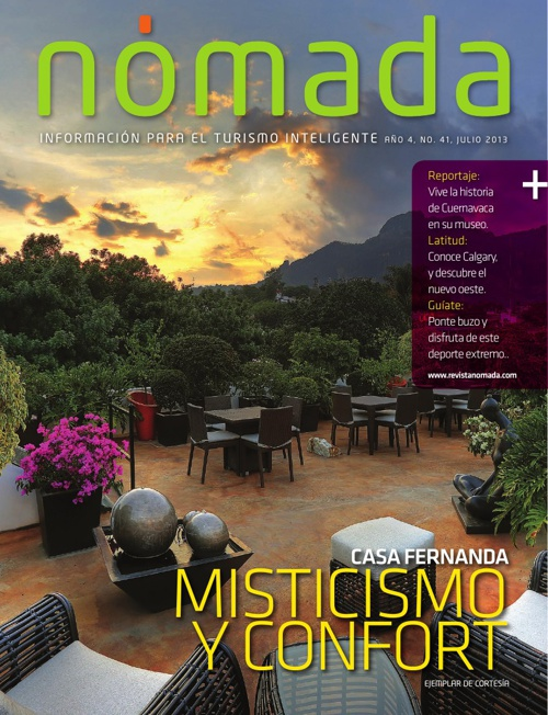 Revista Nómada Digital Julio