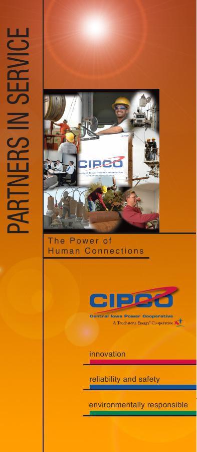 2016 CIPCO Partners In Service