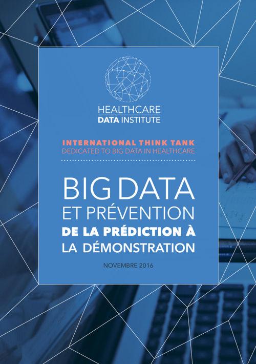 """[French] Livre blanc """"Big Data et Prévention - Nov. 2016"""