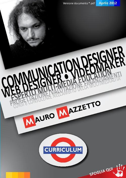 CV Mauro Mazzetto