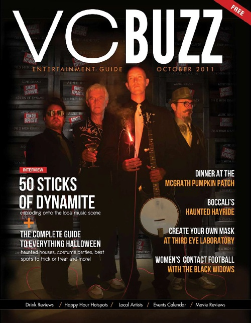 VC BUZZ - October 2011