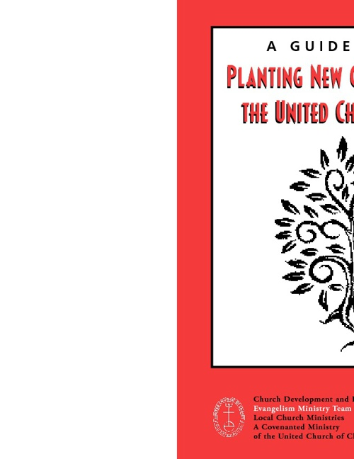 Church Planting Guidebook