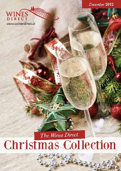 Christmas Gift Guide & Wine List