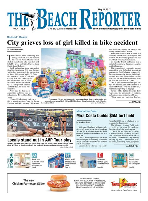 The Beach Reporter | May 11, 2017