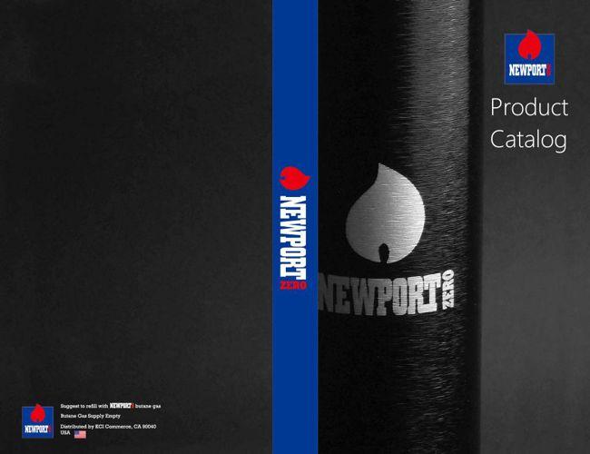 Official Newport Zero Catalogue