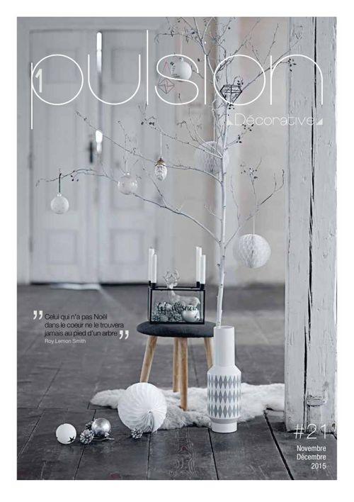 1pulsion décorative # 21 // Novembre - Décembre 2015