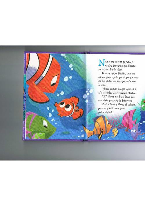 Buscando a Nemo - Perseverancia