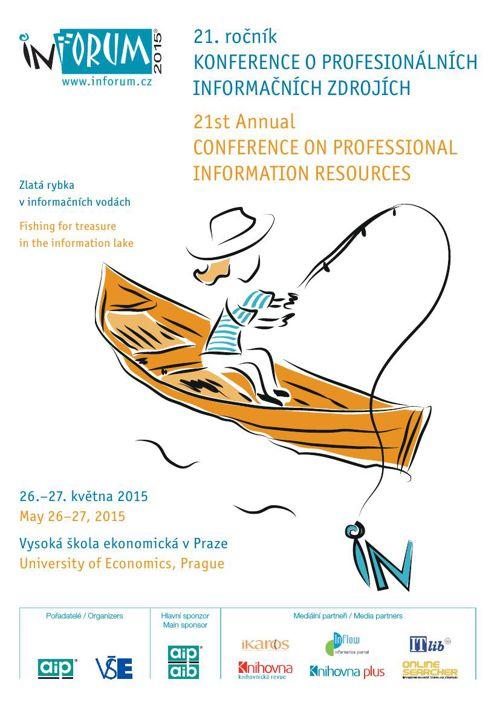 INFORUM 2015 program konference / conference programme