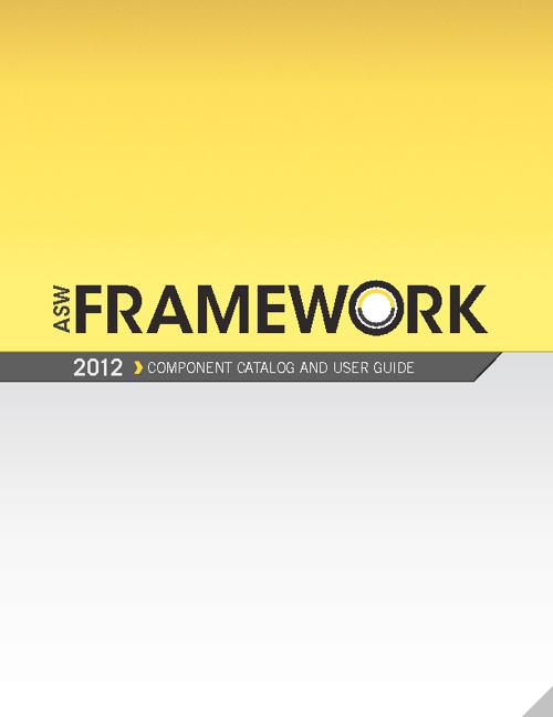 ASW Framework Draft