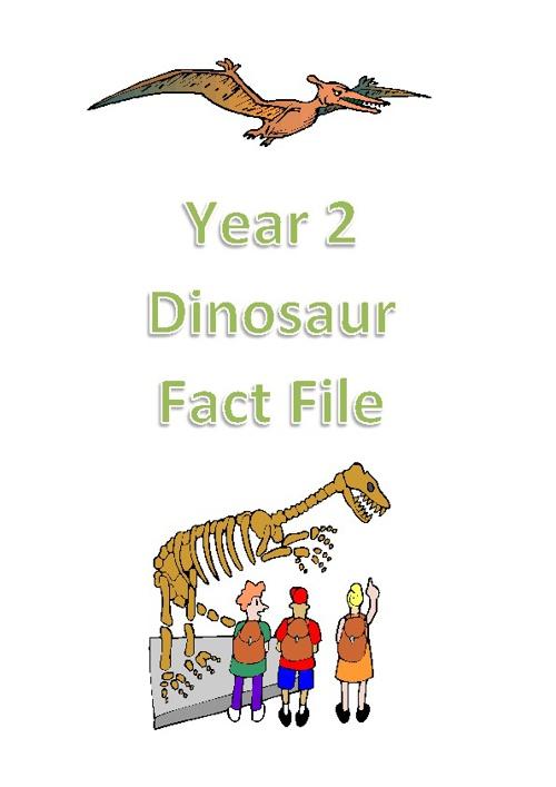Dinosaur fact file