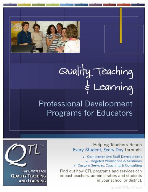 QTL Programs