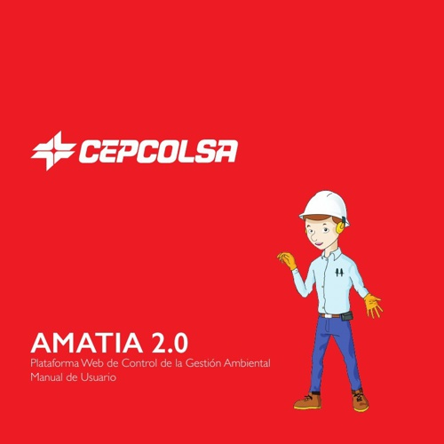 Cepcolsa - Manual 2014