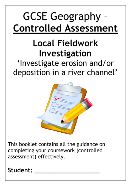 Controlled Assessment - Local Fieldwork Investigation