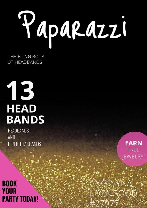 The Bling Book of Headbands