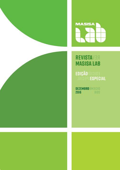 EDIÇÃO ESPECIAL REVISTA MASISA Lab