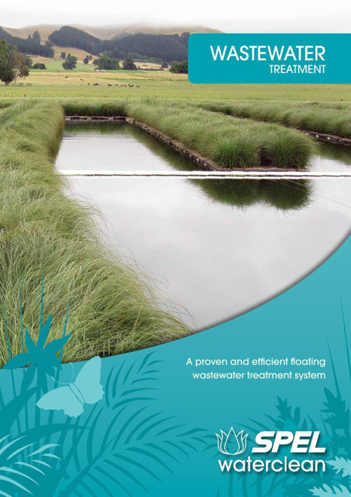 SPEL Floating Wetlands Wastewater Treatment