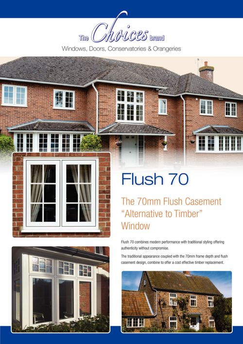 Flush 70 Windows