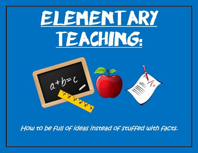 Elementay Teaching