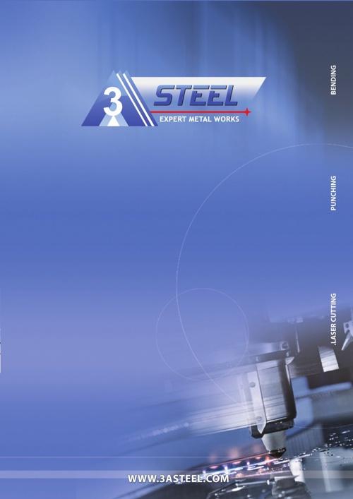 3A Steel Brochure