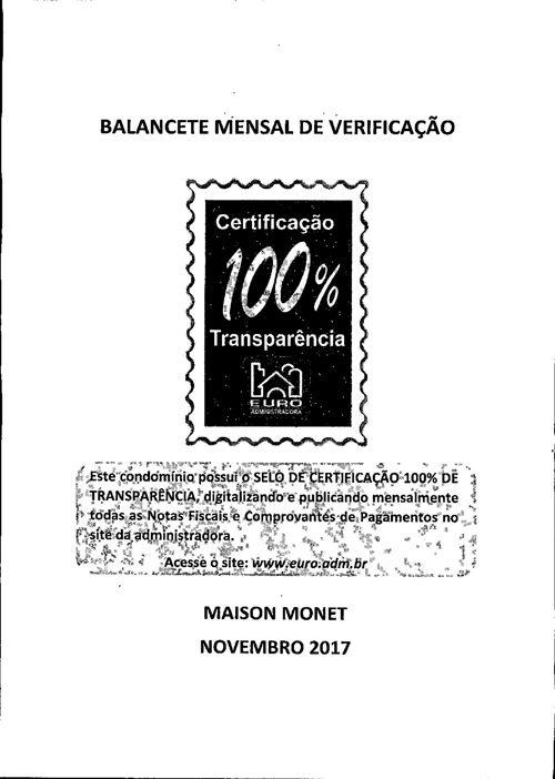 MAISON MONEt - 2017/11