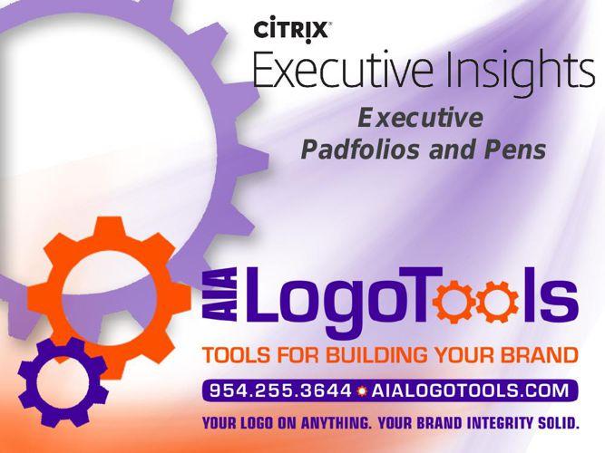 Citrix-Executive Padfolios and Pens